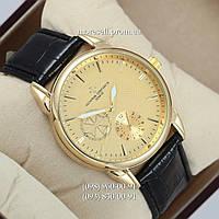 Часы Vacheron Constantin Geneve 3905 Black-Gold-Gold
