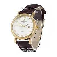 Часы Vacheron Constantin Automatic Brown Gold-White
