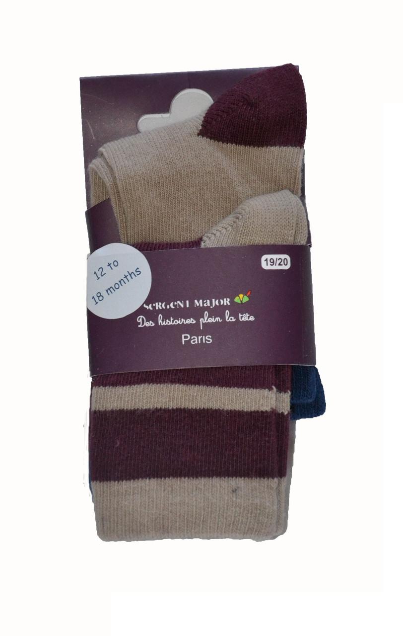 Набор детских носков 2 пары
