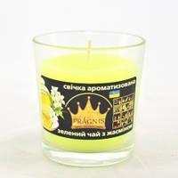 Свечка в стакане Арома Грейпфрут