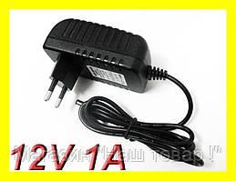 Блок питания 12V 1A 12Вт , для LED лент
