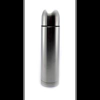 Термос Tilly 075, термос питьевой 0.75 л, термос из нержавеющей стали, компактный универсальный термос
