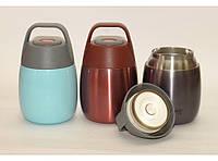Термос для еды 500 мл, пищевой термос Т87, lunch box, термо ланч бокс, термос контейнер, ланч бокс