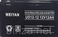 Аккумулятор battery 12V 12A!Акция