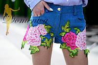 Очень крутые женские шорты с кружевом