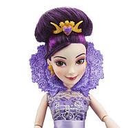 Лялька Спадкоємці Дісней Мел Коронація / Disney Descendants Villain Descendants Coronation Mal, фото 3