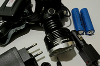 Налобный фонарик BL 931 COB!Опт