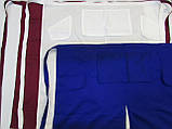 Фартук официанта с разрезами и 3-мя карманами, фото 2