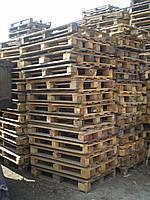 Продам поддоны деревянные б/у 1200х800 в Цюрупинске