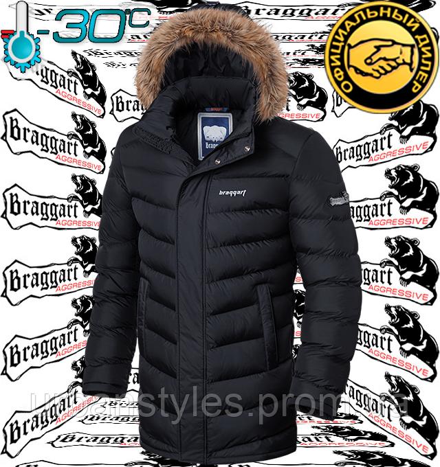 Куртка зимняя с мехом Braggart Aggressive