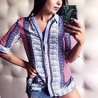 Женская рубашка, реплика ZARA (inlove)