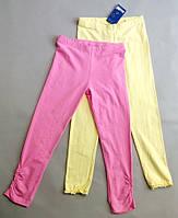 Детские стрейчевые мягкие домашние штанишки для девочки от Lupilu евро 110 116