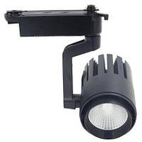 Трековий світильник LEDMAX TRL30W2 30W чорний (4100)