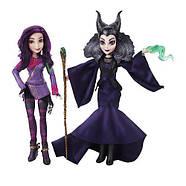 Куклы Наследники Дисней Мэл и Малефисента / Disney Descendants 2Pack Mal Isle of the Lost and Maleficent , фото 2
