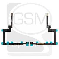 Шлейф для iPad mini 3 Retina, под кнопку меню (Home), с компонентами