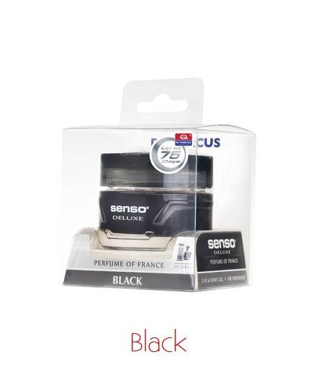 Ароматизатор Dr. Marcus Senso Deluxe Black