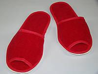 Тапочки гостевые махровые «Сальса» (35-38р) код.2008, фото 1
