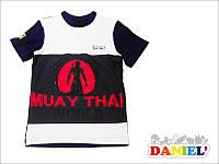 Футболка для тайского бокса