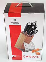 Набор ножей Vinzer Canvas 7 шт