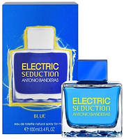 Antonio Banderas Electric Seduction Blue edt Люкс 100 ml. m лицензия