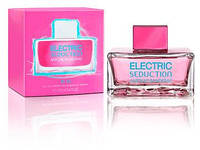 Antonio Banderas Electric Seduction Blue for Women edt Люкс 100 ml. w лицензия