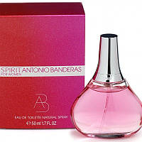 Antonio Banderas Spirit For Women edt Люкс 100 ml. w лицензия