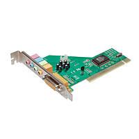 Звуковая карта PCI sound card 4CH!Опт