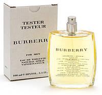 Burberry Burberry for men edt Люкс 100 ml. m Тестер лицензия