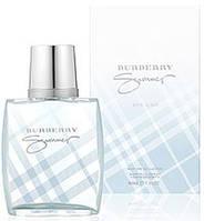 Burberry Summer for men ( бело-синяя упаковка ) edt Люкс 100 ml. m лицензия