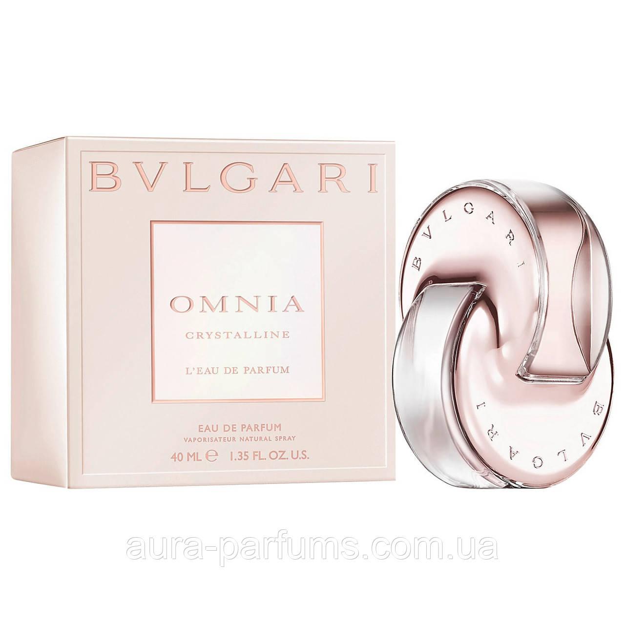 Bvlgari Omnia Crystalline L Eau De Parfum Edp люкс 65 Ml W лицензия