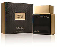 Calvin Klein Euphoria Men Liquid Gold edt Люкс 100 ml. m лицензия