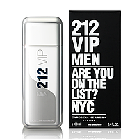 Carolina Herrera 212 VIP Men ( черная упаковка ) edt 100 ml. m лицензия