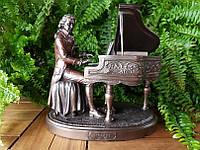"""Статуэтка Veronese """"Вольфганг Амадей Моцарт"""" (20 см) 75168 A4"""