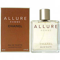 Chanel Allure homme edt 100 ml. лицензия