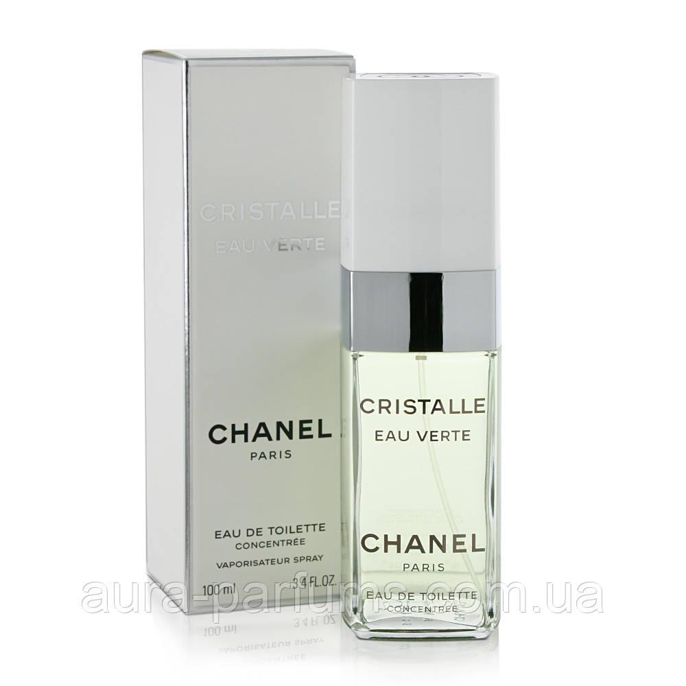 Chanel Cristalle Eau Verte edt 100 ml. лицензия