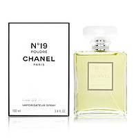 Chanel №19 Poudre edp Люкс 100 ml. w лицензия