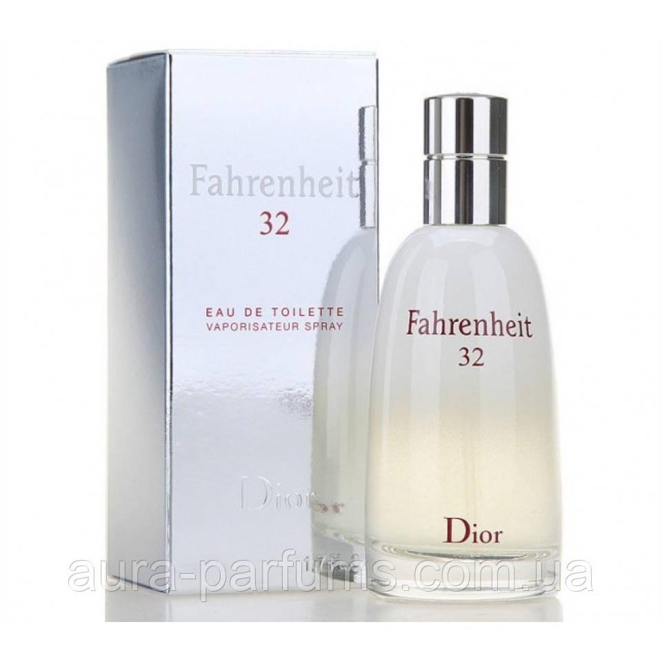 Christian Dior Fahrenheit 32 кристиан диор фаренгейт 32 Edt люкс