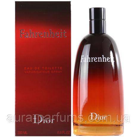 Christian Dior Fahrenheit edt 200 ml. лицензия