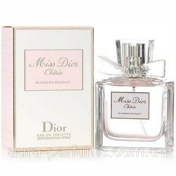 Christian Dior Miss Dior Cherie Blooming Bouquet ( Мисс Диор Шери Блуминг  Букет ) edt Люкс 100 ml. w лицензия 3cf5e18abb6