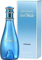 Davidoff Cool Water Woman ( Давидофф Кул Ватер ) edt Люкс 100 ml. w лицензия