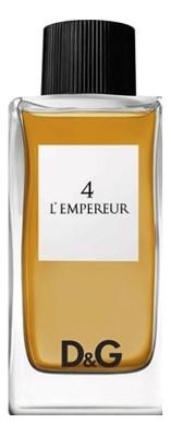 Dolce & Gabbana 4 L Empereur edt 100 ml. лицензия