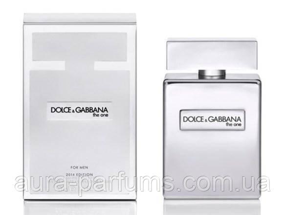 Dolce & Gabbana The One Platinum Limited Edition edt 100 ml. лицензия