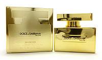 Dolce & Gabbana The One Gold Limited Edition 2014 edp 75 ml. лицензия
