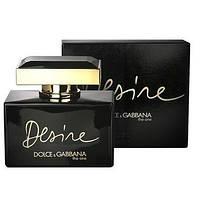 Dolce & Gabbana The One Desire ( Дольче Габбана Зе Уан Дезире ) edp Люкс 75 ml. w лицензия