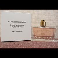 Dolce & Gabbana The One Rose edp Люкс 75 ml. w Тестер лицензия