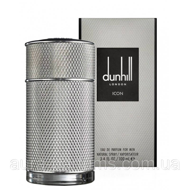 Dunhill Icon (Silver) edp 100 ml. мужская лицензия