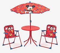 Набор детской мебели для улицы Микки Маус от Delta Children