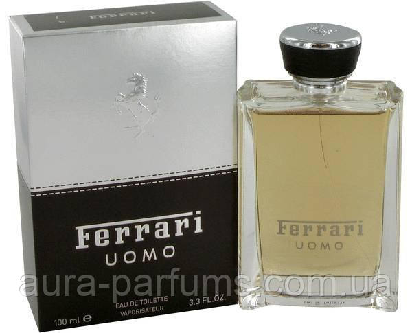 Ferrari Uomo edt 100 ml. мужская лицензия