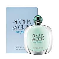 Giorgio Armani Acqua di Gioia eau Fraiche edt 100 ml. w лицензия