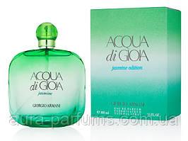 Giorgio Armani Acqua di Gioia jasmine edition Парфумована вода 100 ml. ліцензія